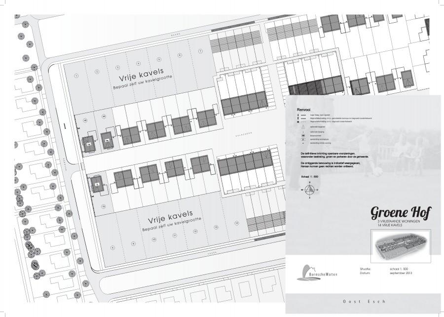 Aalscheer 1, Groene Hof type Dsp