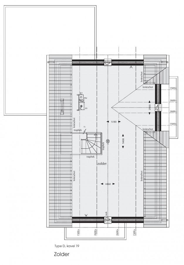 Aalscheer 4, Groene Hof type D