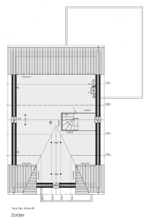 Aalscheer 3, Groene Hof type Fsp