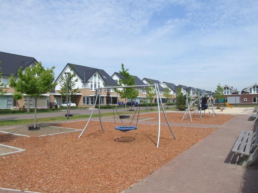 Parkstrip: Goudrenet 32-40
