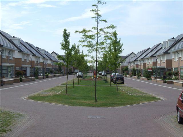 Parkstrip: Bongerd 22-36